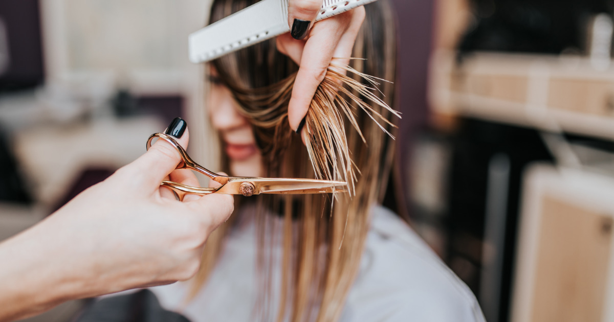 HOW CAN SALONS SUPPORT THEMSELVES DURING THIS TIME?